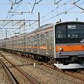 Photos: 平日は通過の武蔵野線快速