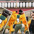 """写真: 東京農業大学YOSAKOIソーラン同好会""""百笑""""_スーパーよさこい2008_04"""