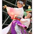 Photos: 夜高舞 緋組_スーパーよさこい2008_01