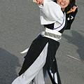 写真: 江戸の華_東京大マラソン祭り2008_40