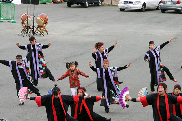 Photos: Team幻_東京大マラソン祭り2008_21