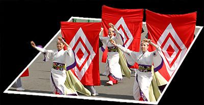 ぞっこん町田'98_東京大マラソン祭り2008_bf2