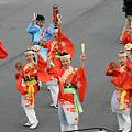写真: 原宿よさこい連_東京大マラソン祭り2008_32