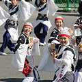 写真: 国士舞双_東京大マラソン祭り2008_14