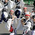 国士舞双 - 東京大マラソン祭り2008