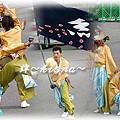 写真: 絆~kizna~_東京大マラソン祭り2008_bf2
