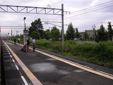 上幌向駅7