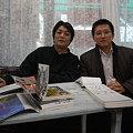 写真: 雷門獅篭さん 大須演芸場にて03