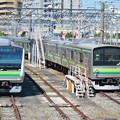 横浜線新旧
