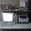 写真: パソコンデスク
