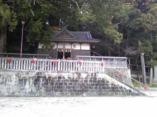 熊野三所神社(白浜町)1