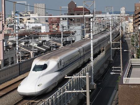 N700系 のぞみ 東海道本線京都~新大阪06
