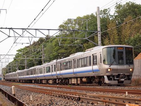 223系関空・紀州路快速 阪和線杉本町~浅香