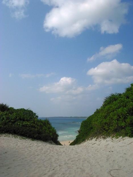 砂山ビーチ(宮古島)