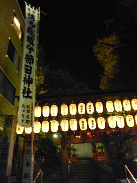 博多16 櫛田神社詣で