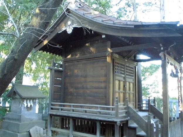 都電荒川線_早稲田駅界隈:水稲荷神社-17
