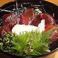 Photos: マグロ漬丼