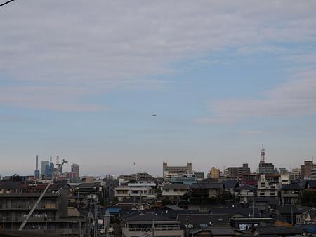 武蔵浦和駅からの景色