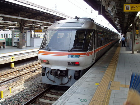 特急南紀(キハ85)