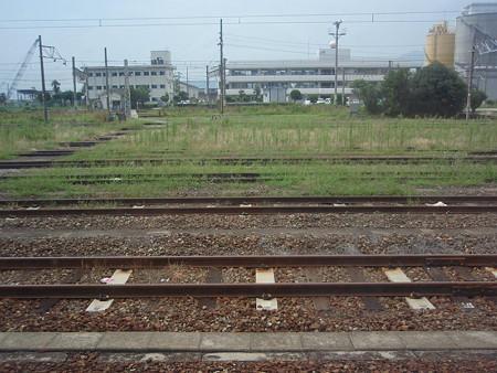 糸崎駅構内