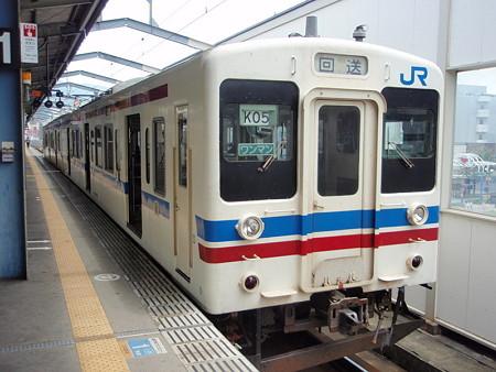 105系(三原駅)