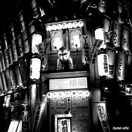 横綱・ビリケン・大阪的