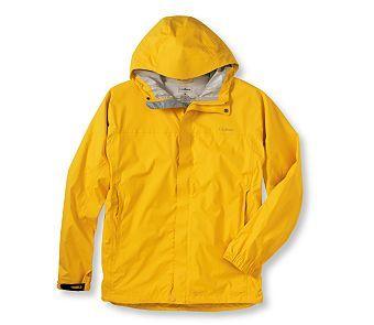 Storm Chaser Rain Jacket, Men's
