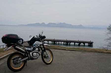 十和田湖湖畔