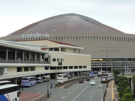 福岡ヤフオクドーム。
