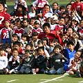 2008年ワセダクラブ活動 フットボール体験イベント