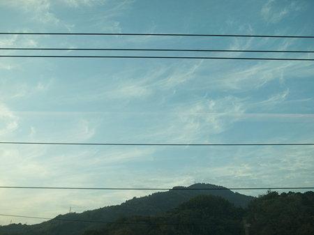雲よながれよ