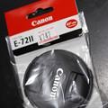 Canon Lens Cap E-72II 1
