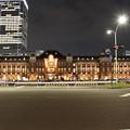 Photos: 都道404号線からの東京駅 夜景 4 5月1日