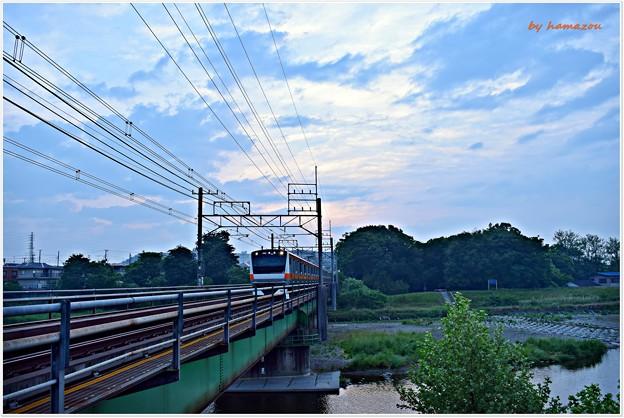 下り1番電車