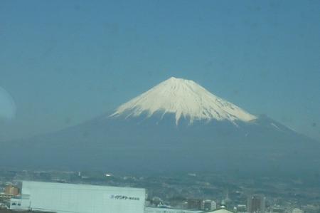 今日の富士山(1)