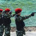 Photos: 新疆の公安訓練 (1)