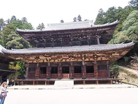 円教寺 大講堂2014年04月12日_P4120164