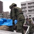 宮崎市中心市街地で不発弾処理77