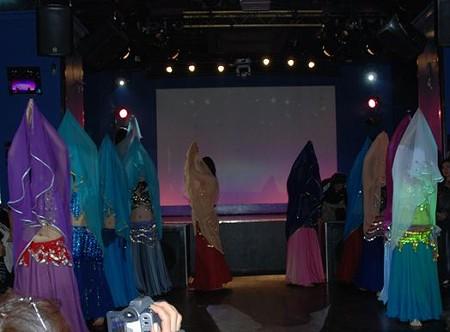 ベリーダンス発表会