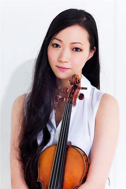 松浦梨沙 まつうらりさ ヴァイオリン奏者 ヴァイオリニスト  Risa Matsuura  1966カルテット