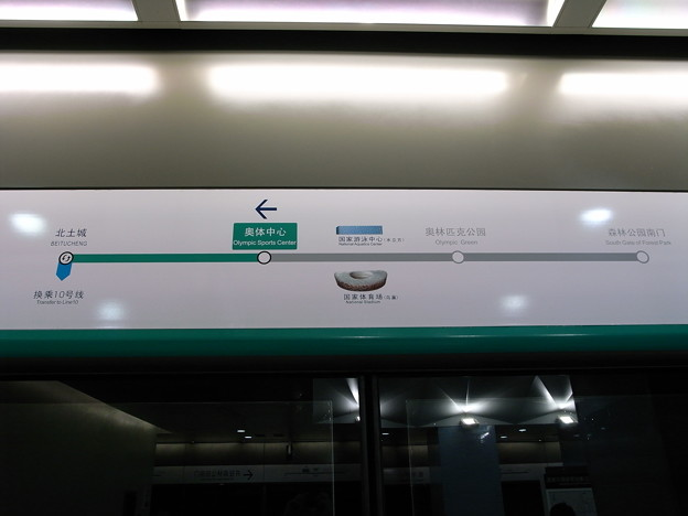 オリンピックセンター駅