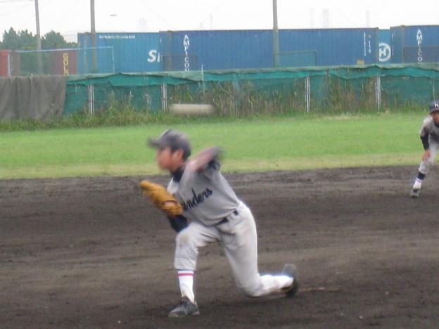 Photos: 卒業大会3回戦2