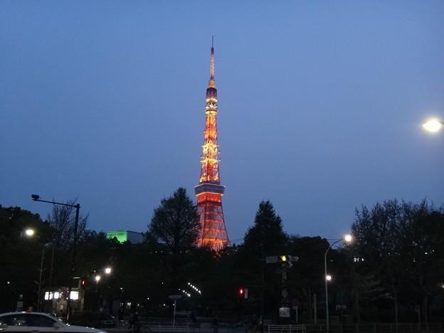 140417 東京タワー 夜