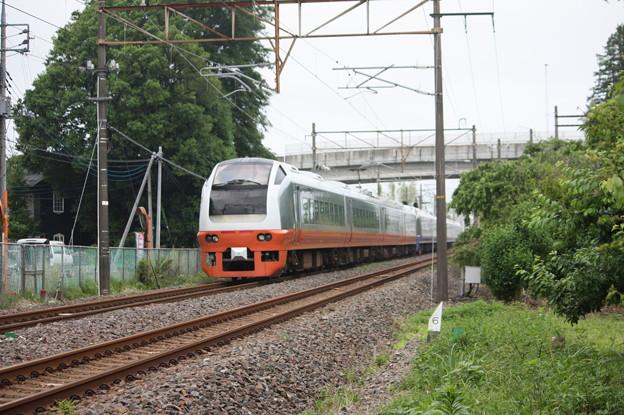 E653系K353編成 9442M 集約臨時列車