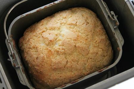 メロンパンが焼けた