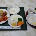 写真: 朝食1