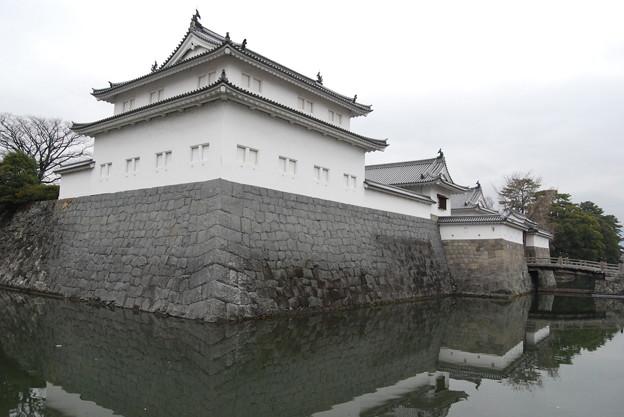 駿府城 巽櫓 東御門