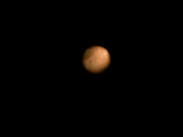 アマゾニス平原2014.04/23 23:46の火星(video0004)