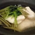 鶏胸肉とじゅんさいの冷し鉢