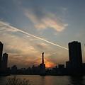 Photos: 夕日が沈む・・・